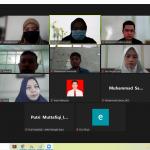 Tim Auditor IAIN Palangka Raya Melaksanakan Audit Mutu Internal Pada Program Studi Hukum Ekonomi Syariah